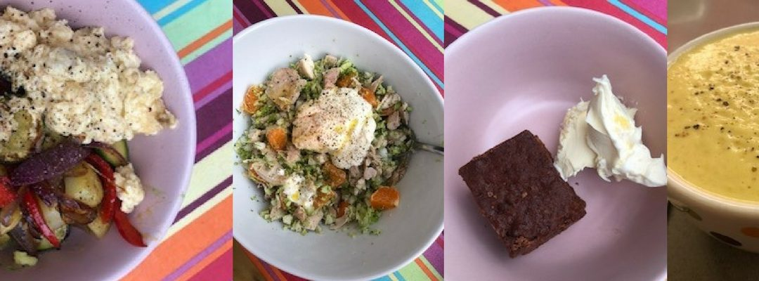 Feel good food – a low carb nutritionist's food diary